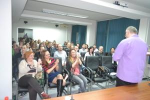 Predavanje o javnom nastupu i govorništvu @ Većnica Narodnog univerziteta