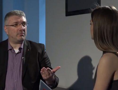 Intervju za studentsku TV i organizaciju Marketing Workshop