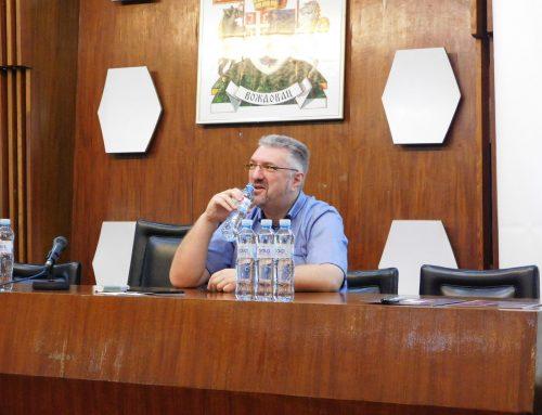 Opština Voždovac, Beograd 19.05.2018.
