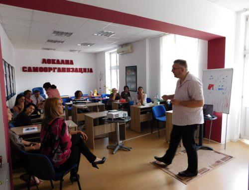 Lokalna samoorganizacija Savski venac, Beograd 19.05.2018.