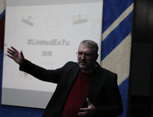 Limmud ExYu, Vrnjačka Banja 07.12.2018.