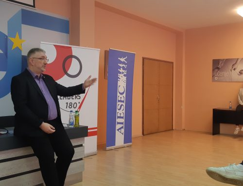 Konferencija Novi lideri, Subotica 07.05.2019.