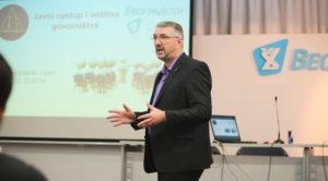 Javni nastup i veština govorništva - Novi Sad @ Hotel Veliki 3*