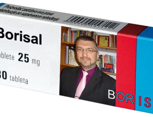 Borisal – Lijek za sve boljke i postavljač trajnih osmjeha na lice