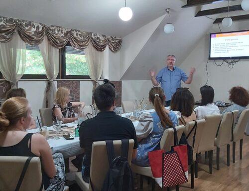 Kurs veština prezentovanja, u Bačkom Petrovcu 25.-26.06.2021.